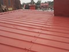 Dach po renowacji