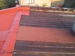 Dach przed renowacją