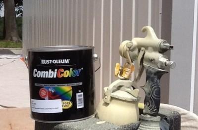 Farba do renowacji metalu Combi Color