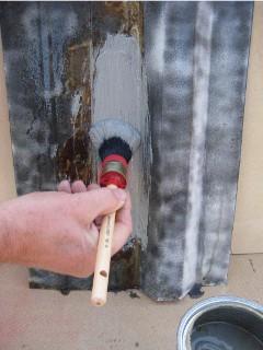 Malowanie przy wysokiej wilgotności
