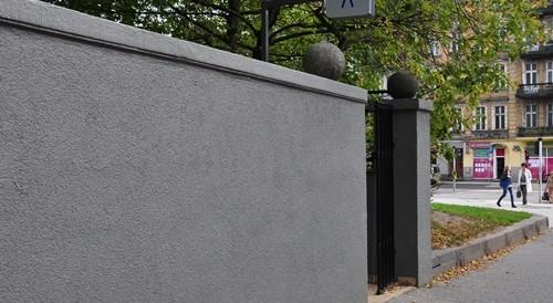 Powłoka antygraffiti do ścian, elewacji, murów