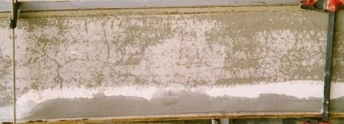 Zaprawa do naprawy betonu, żelbetu