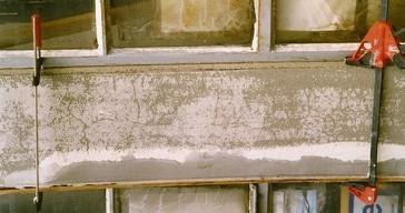 Naprawa betonu, żelbetu