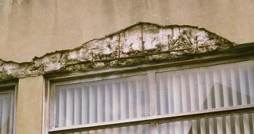 Uszkodzony beton - naprawa