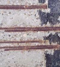 Naprawa betonu, prętów zbrojeniowych