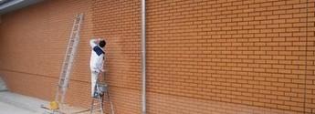 Powłoka przeciw graffiti