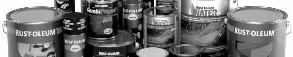 Specjalistyczne farby Rust-Oleum Mathys