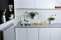 Farba do płytek w kuchni, łazience