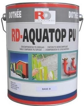 Farba zmywalna do ścian w biurze - RD-Aquatop PU