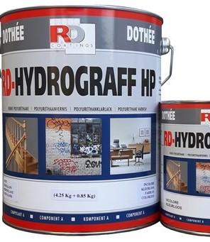 Lakier zmywalny do ścian w przemyśle - Hydrograff HP