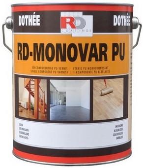 Lakier zmywalny do ścian w domu - Monovar PU