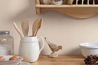 Matowa farba zmywalna do kuchni i łazienki