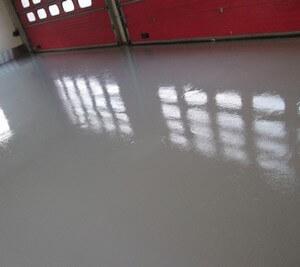 Malowanie linii Ral 7001 Szary stalowy