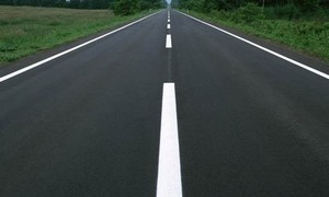 Farba drogowa do oznaczania dróg