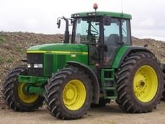 Emalia do traktorów, ciągników Kubota niebieski