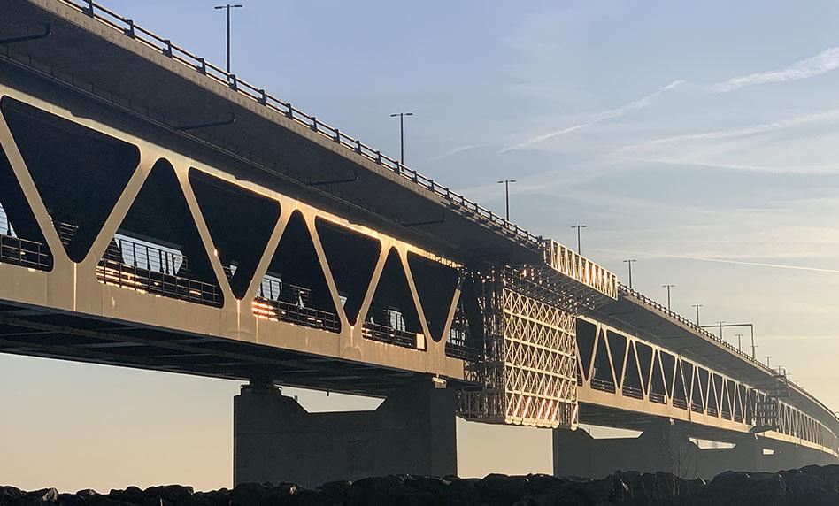 Most zabezpieczany farbą Monoguard - referencje