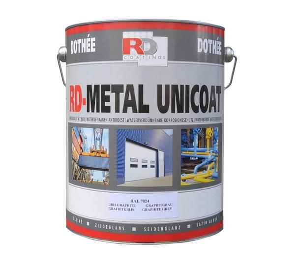Farba antykorozyjna RAL 8022