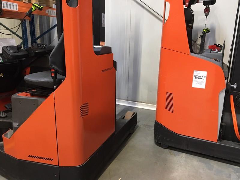 Farba do maszyn budowlanych A. Chalmers pomarańczowy