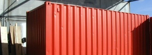 Farba do malowania kontenerów, silosów, zbiorników itp.