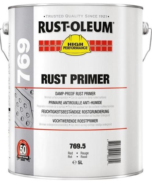 Podkład antykorozyjny na rdzę Rust-Oleum 769/780/788