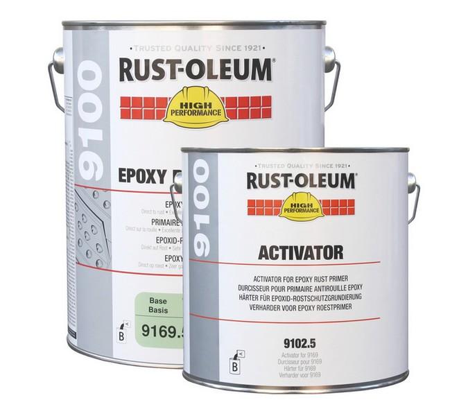 Podkład antykorozyjny epoksydowy Rust-Oleum 9169