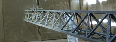 Podkład przemysłowy pod malowanie proszkowe