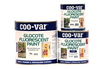 Farba fluorescencyjna do oznaczeń