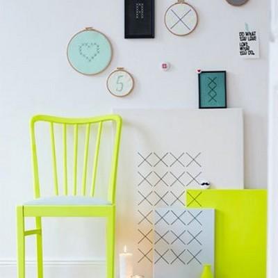 Glocote - krzesło