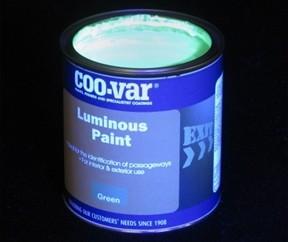 Farba luminescencyjna Coo-Var
