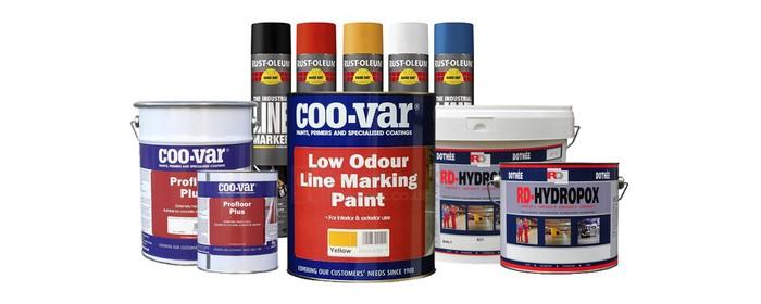 Farby do malowania wzorów za pomocą szablonów