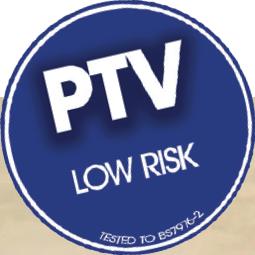 Odporność na poślizg - test PTV