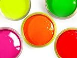 Farby odblaskowe fluorescencyjne