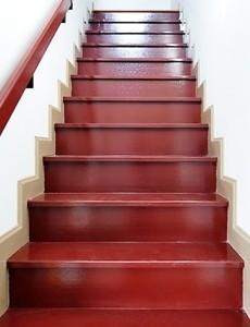 Posadzka antypoślizgowa na schody