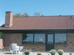 Farba do dachówek cementowych, betonowych