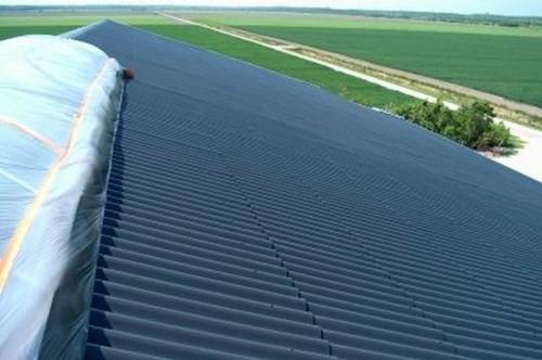 Farba do płyt cementowych dachowych