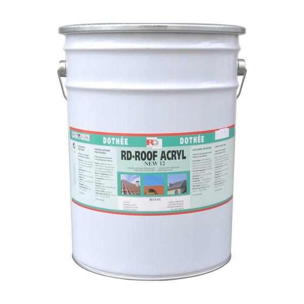 Farba do dachówek Roof Acryl New