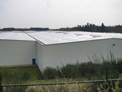 Powłoka do ochrony dachu przed ciepłem
