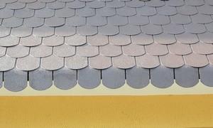 malowanie dachu gontowego
