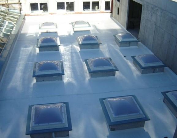 Ochrona dachów przed ciepłem, słońcem