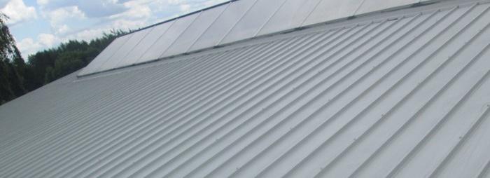 Renowacja dachów z paneli warstwowych