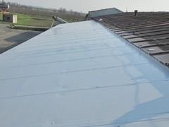 Trwałe uszczelnienie dachu