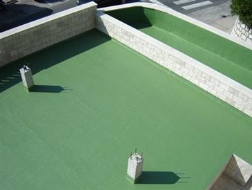 Uszczelnianie tarasów i balkonów Elastodeck