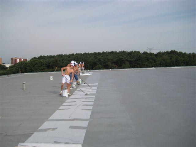 Uszczelnienie EPDM dachu, pokrycia dachowego