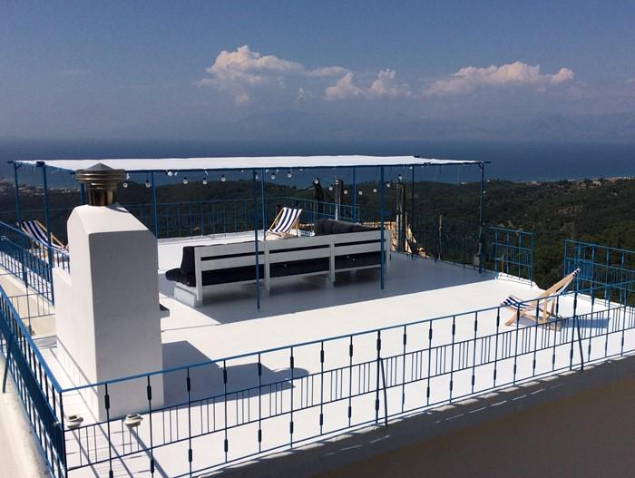 System do uszczelniania balkonów, tarasów