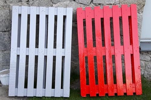 Farba do malowania drewna wyraziste kolory