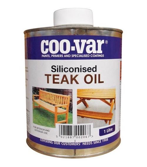 Olej tekowy silikonowany Coo-Var