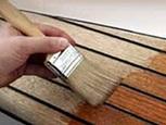 Olej tekowy do drewna