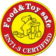 bezpieczny dla zabawek