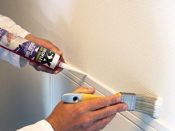 Akryl błyskawiczny do ścian i sufitów