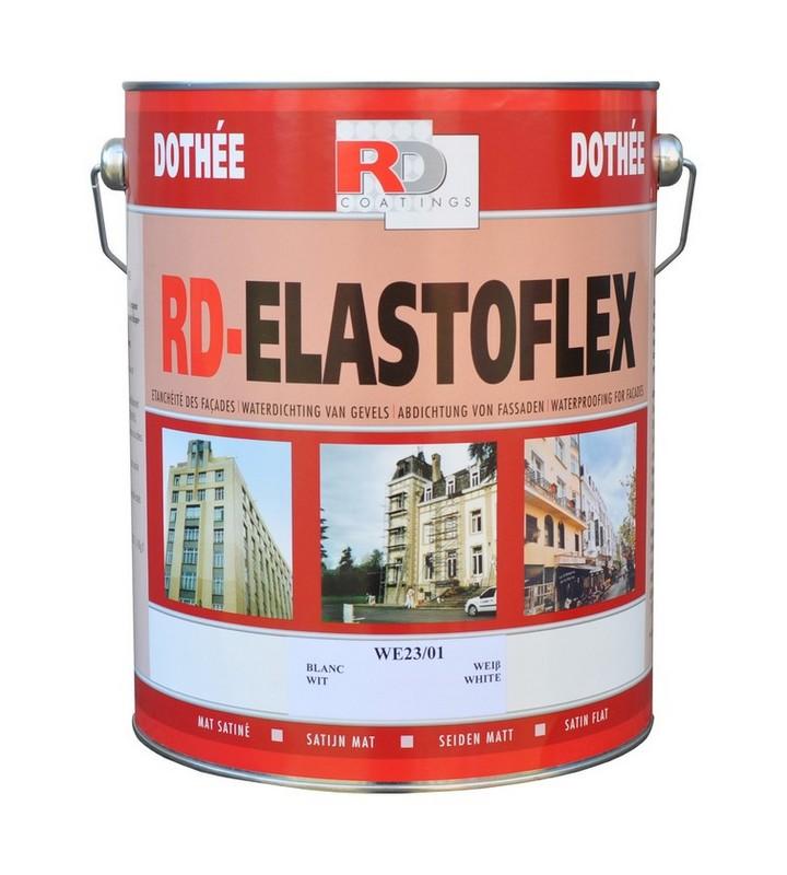 Farba do malowania elewacji RAL 9003